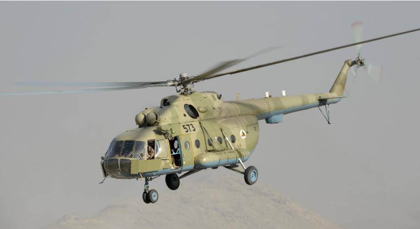 Mi-17 (izvozna različica helikopterja Mi-8)