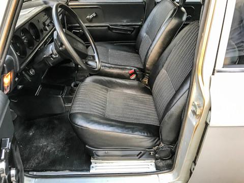 Седишта су овде удобнија него у аутомобилима фабрике ВАЗ.