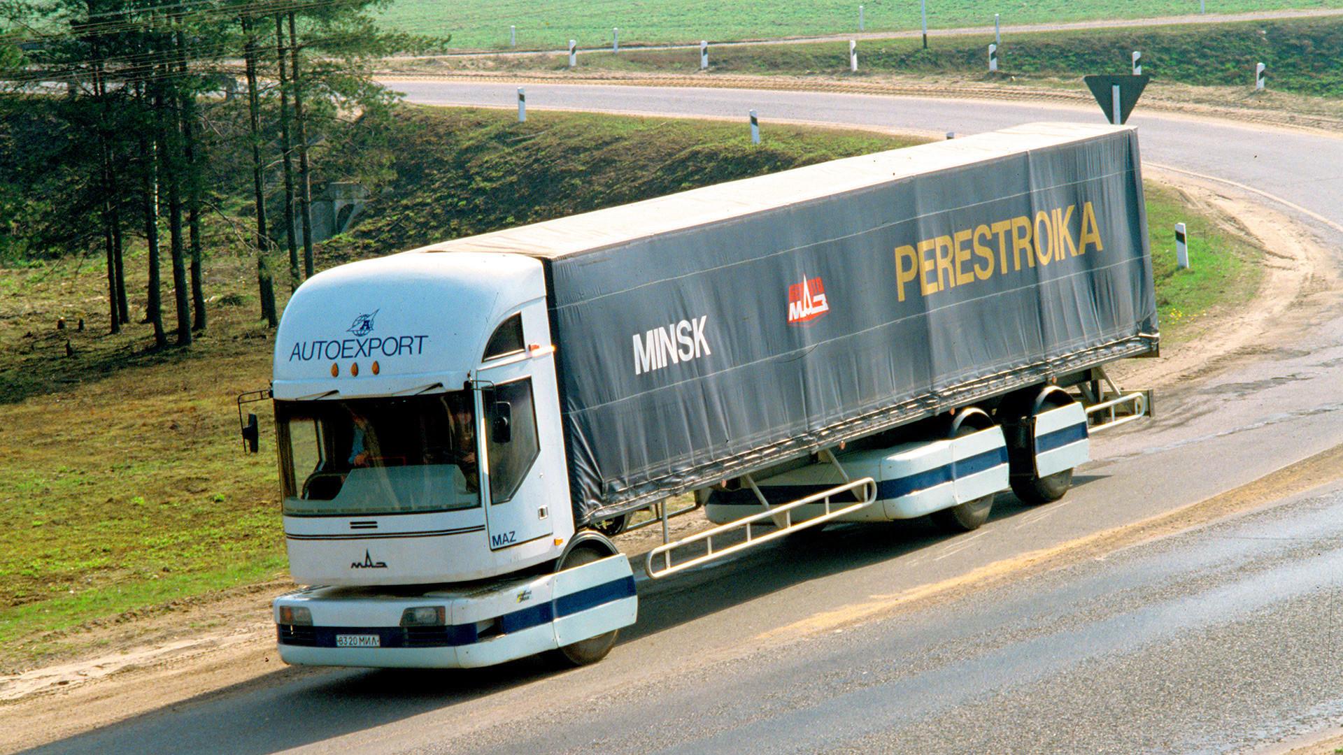"MAZ-2000 ""Perestrojka"""