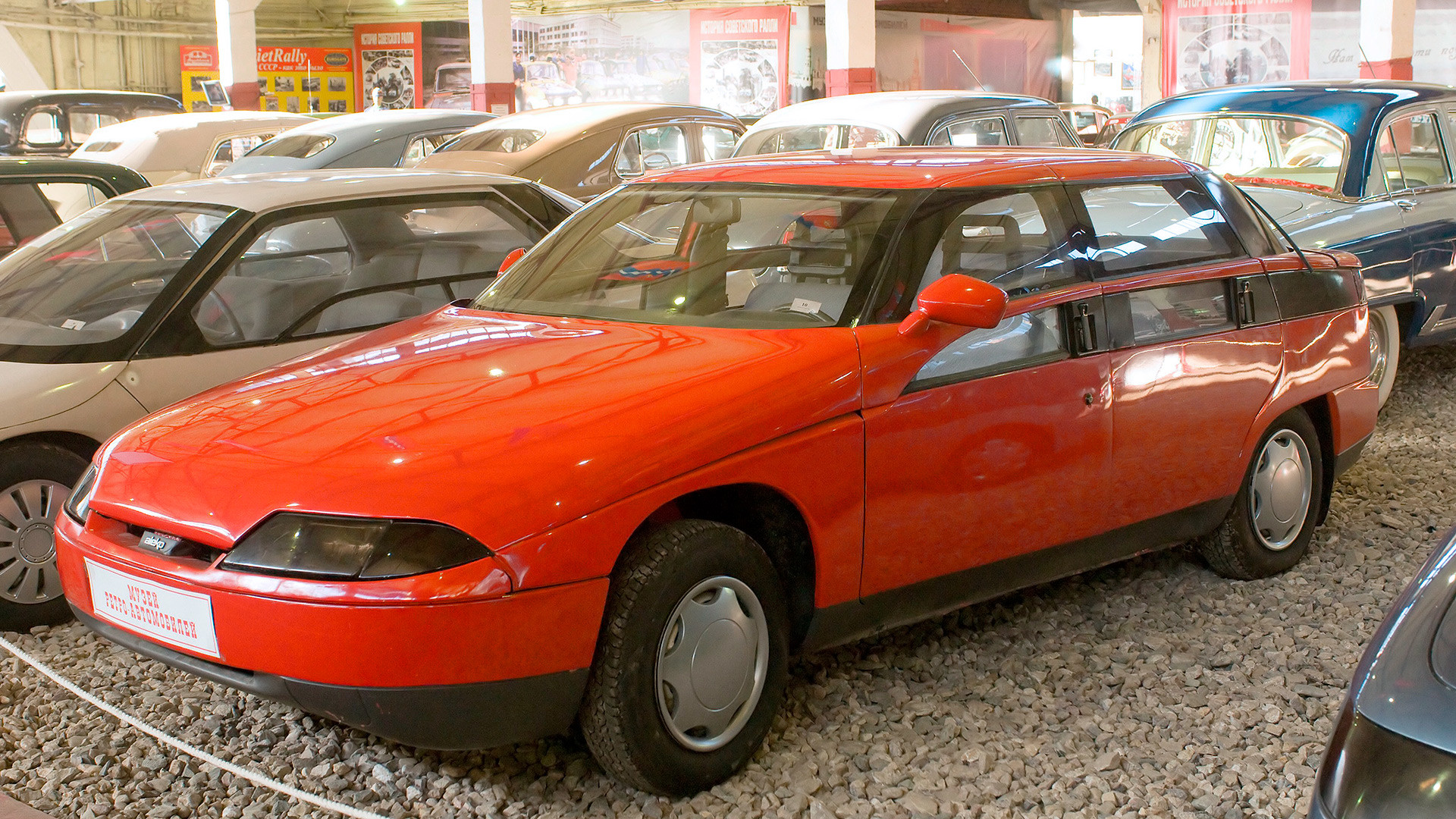 soviet automobile projects that died with the ussr russia beyond