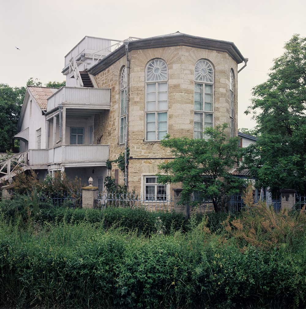 Voloshin's house in Crimea