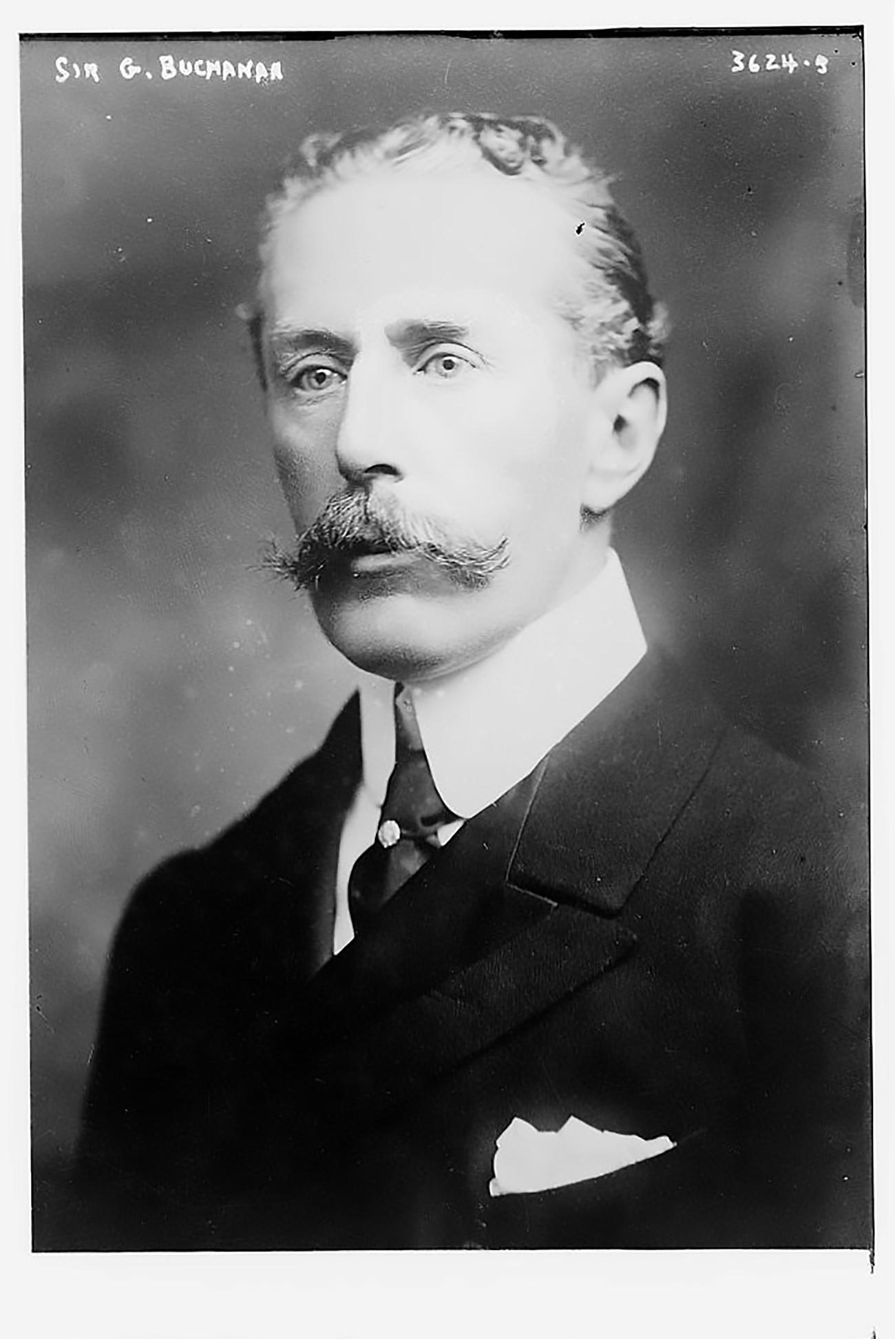 George William Buchanan.