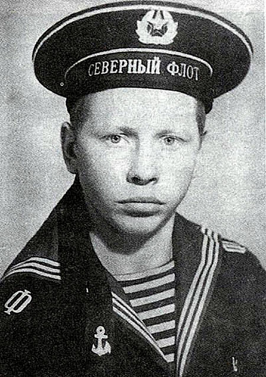 Retrato de Serguêi Preminin
