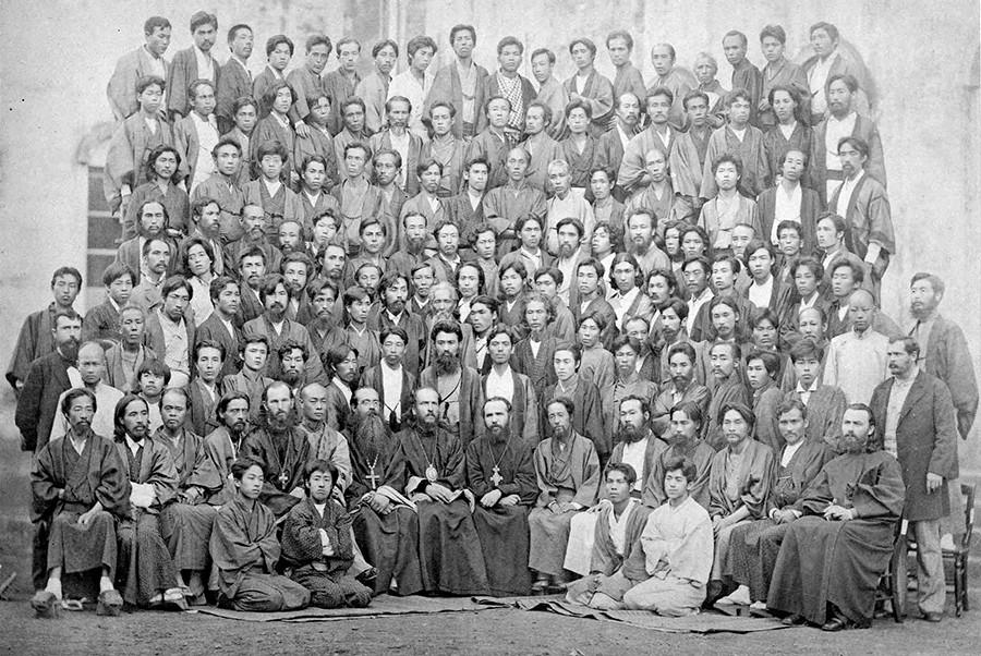 日本正教会会議、1882年