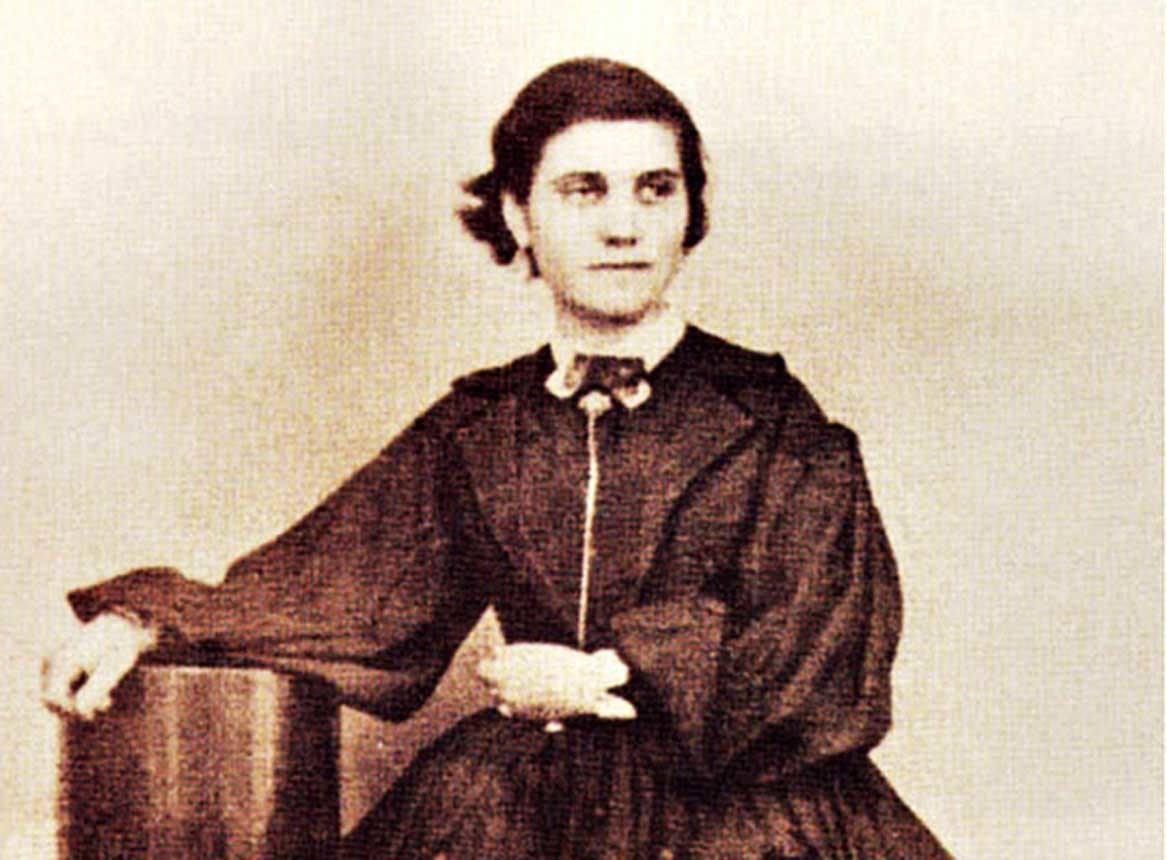 Appolinaria Suslova