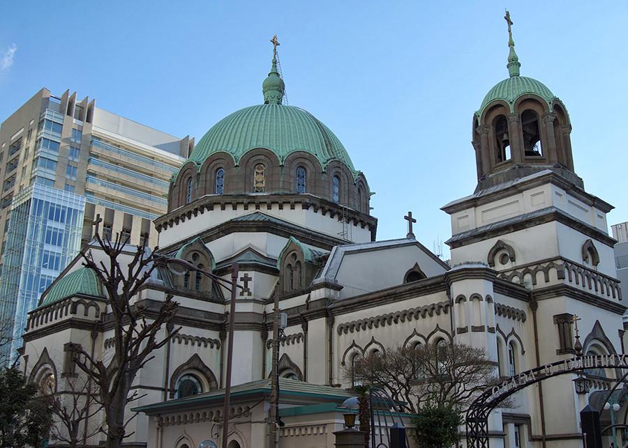 Храм Христовог васкрсења у Токију