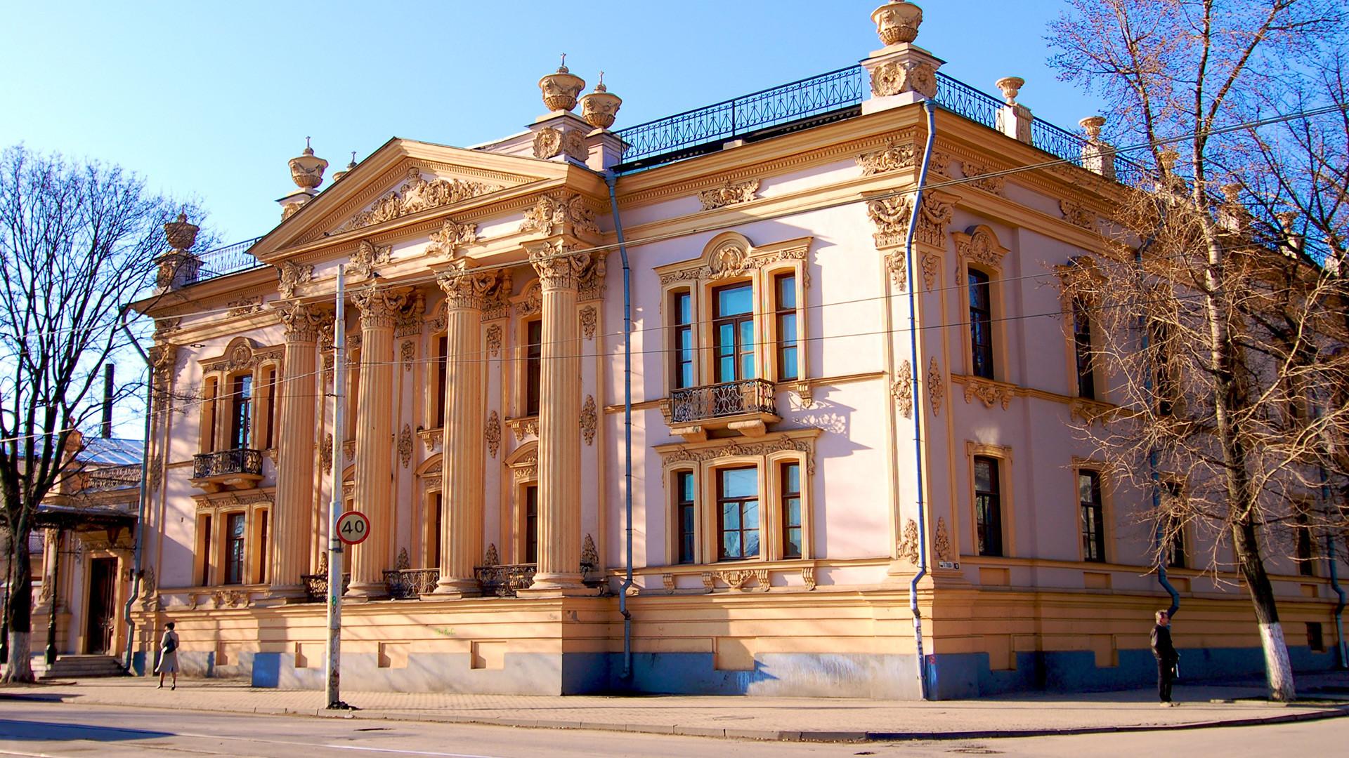Palais Alferaki.