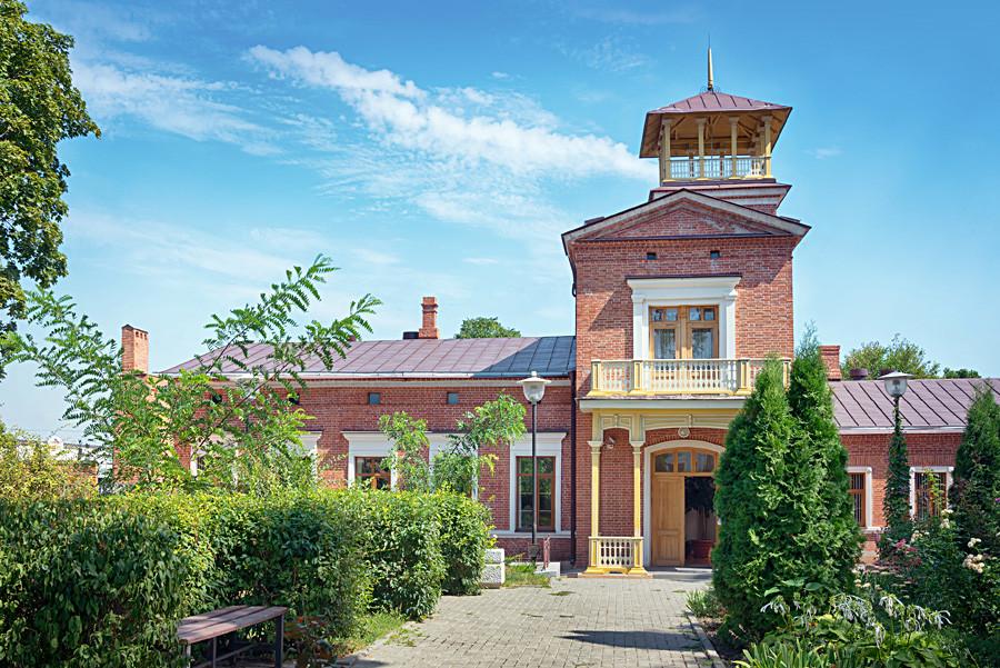 Maison de Tchaïkovski.