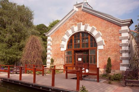 Le « Jardin de l'apothicaire ».
