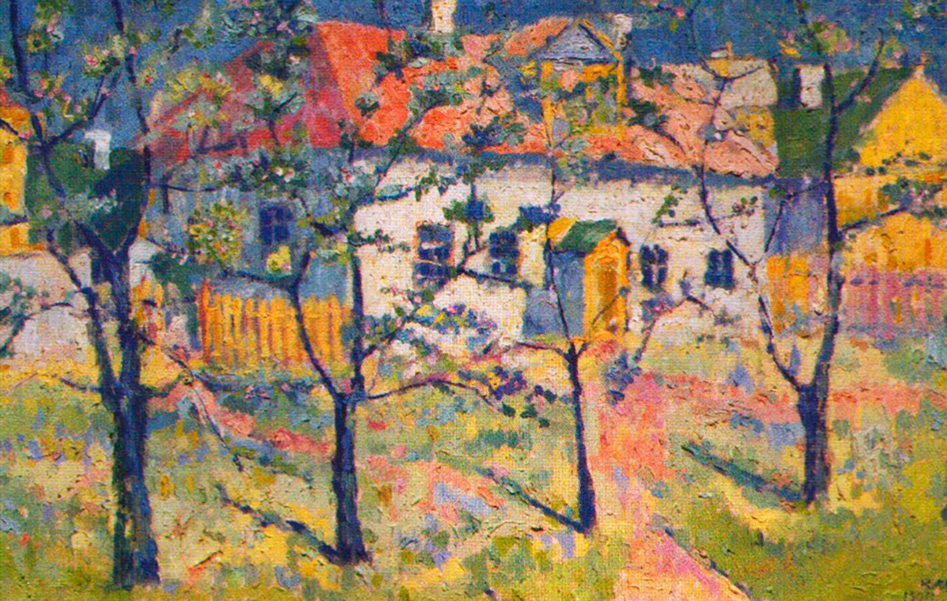 Resultado de imagen de Malevich,