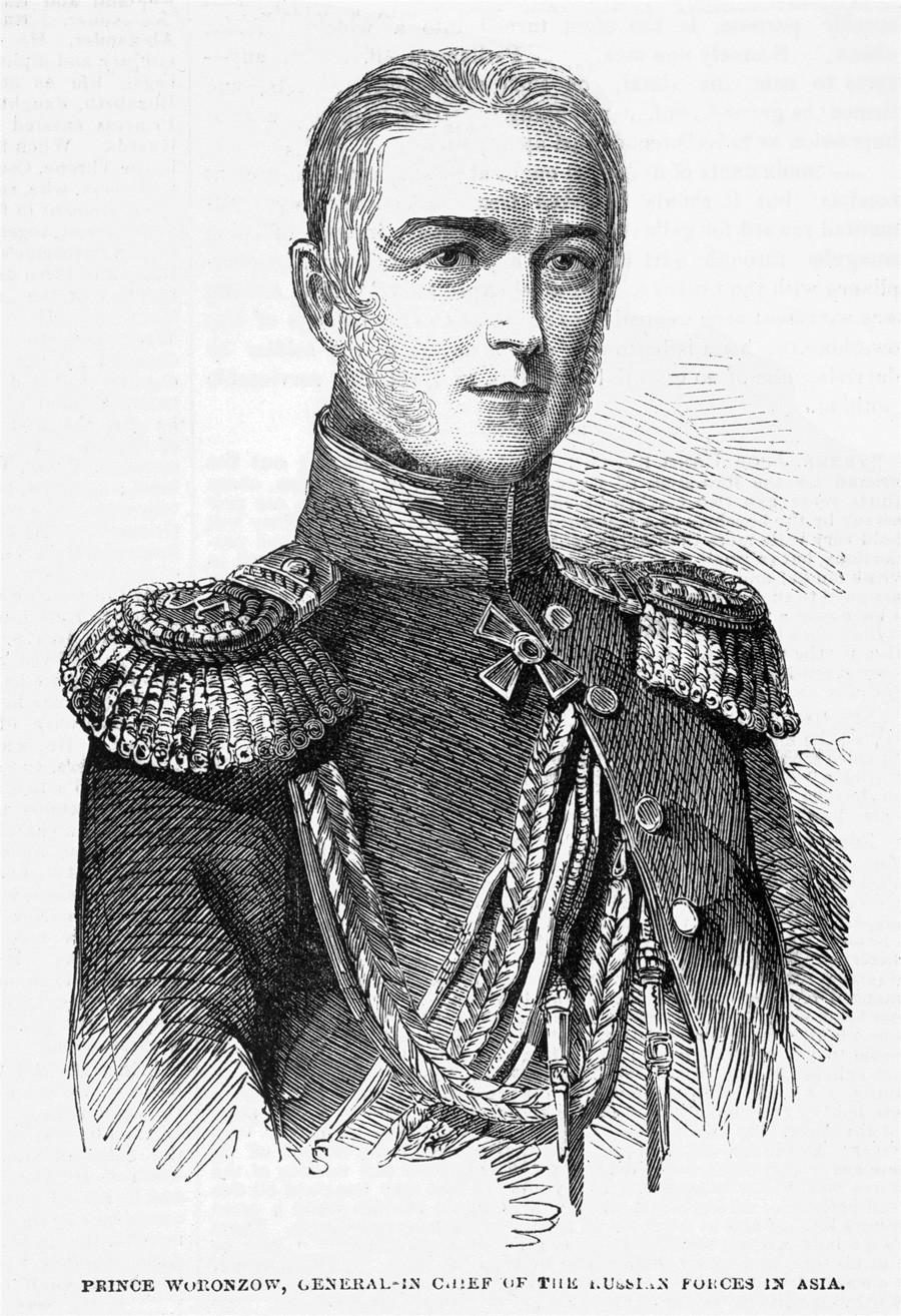 ミハイル・ヴォロンツォフ伯爵
