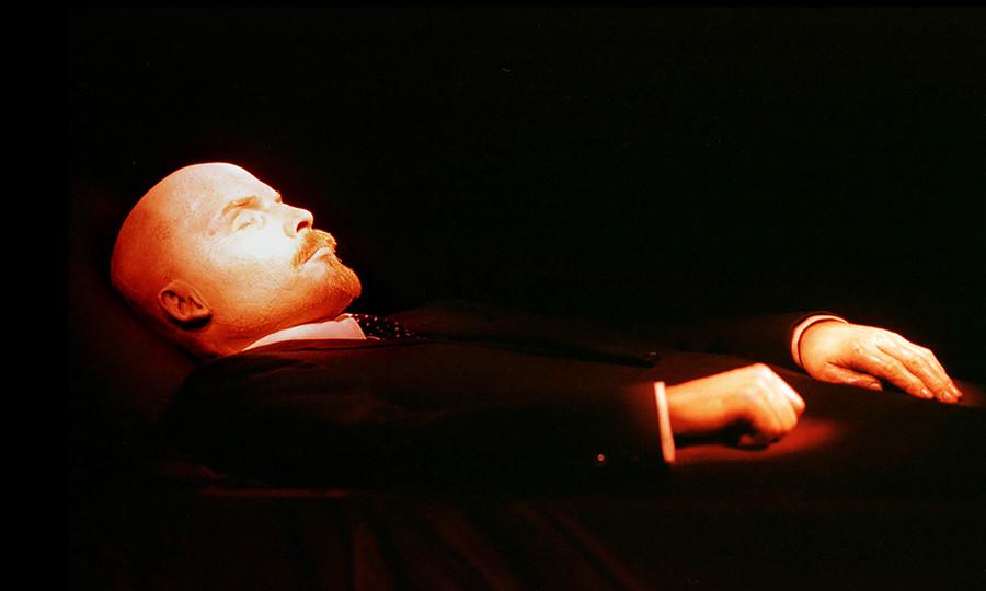 La salma di Lenin