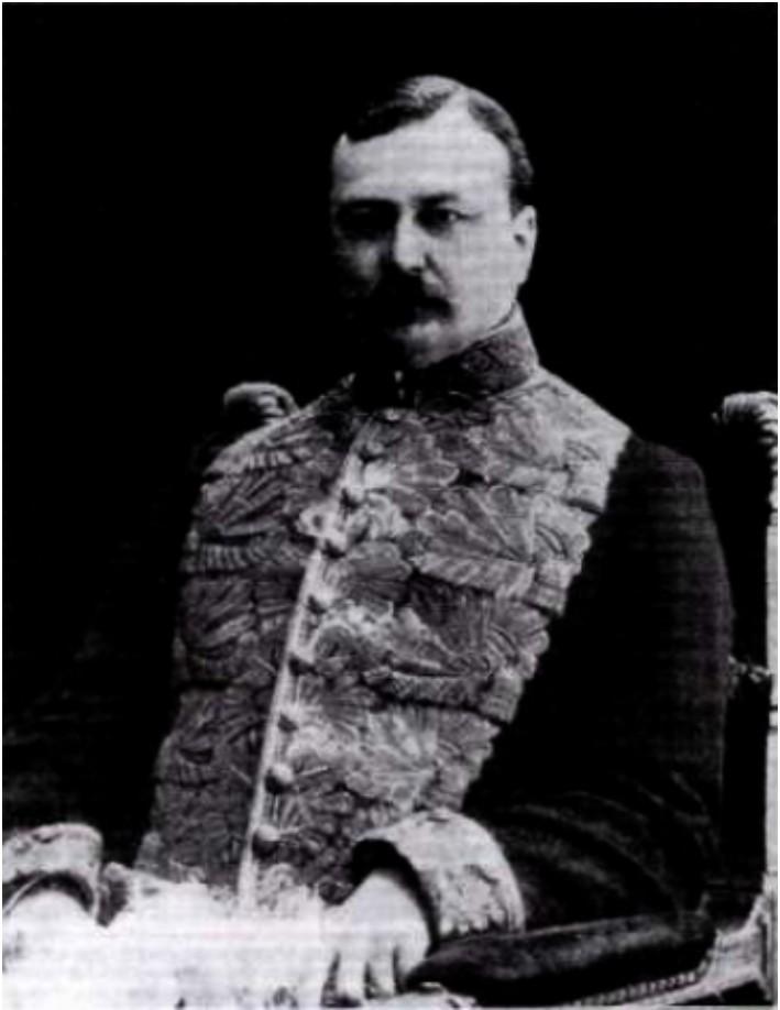 Grof Pjotr Šilovski.