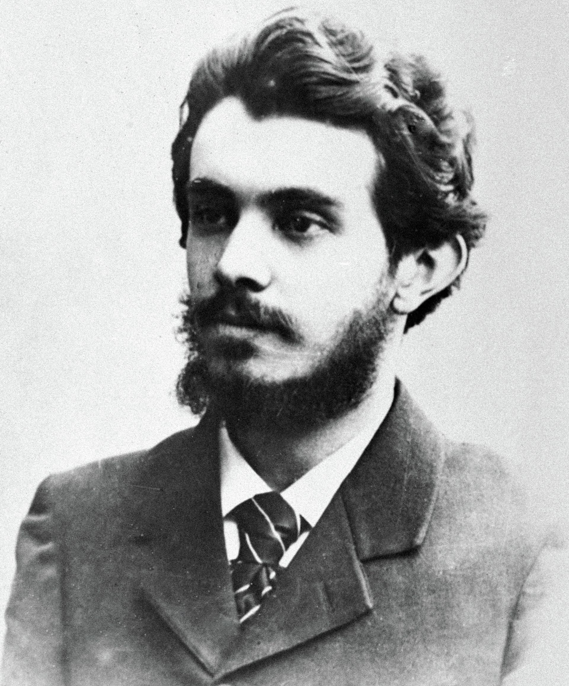 Filosofo ruso Nikolái Berdiáiev.