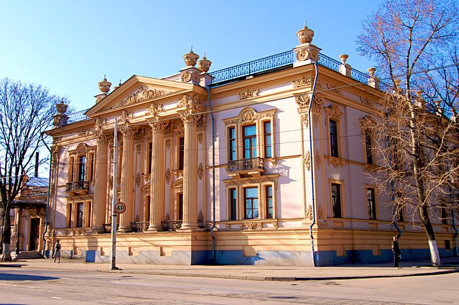 Palacio Alferaki en Taganrog.