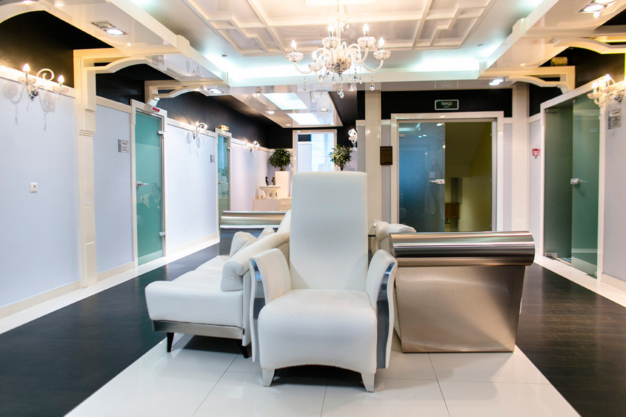 Moscow's Medicina Clinic