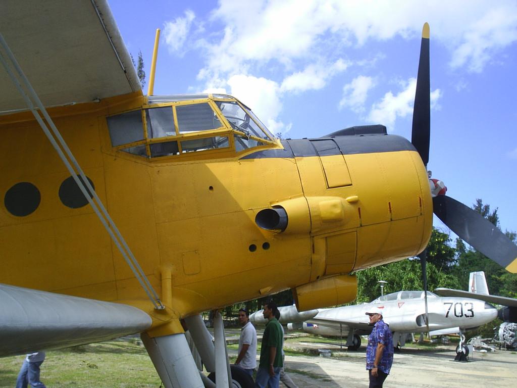 Antónov An-2.