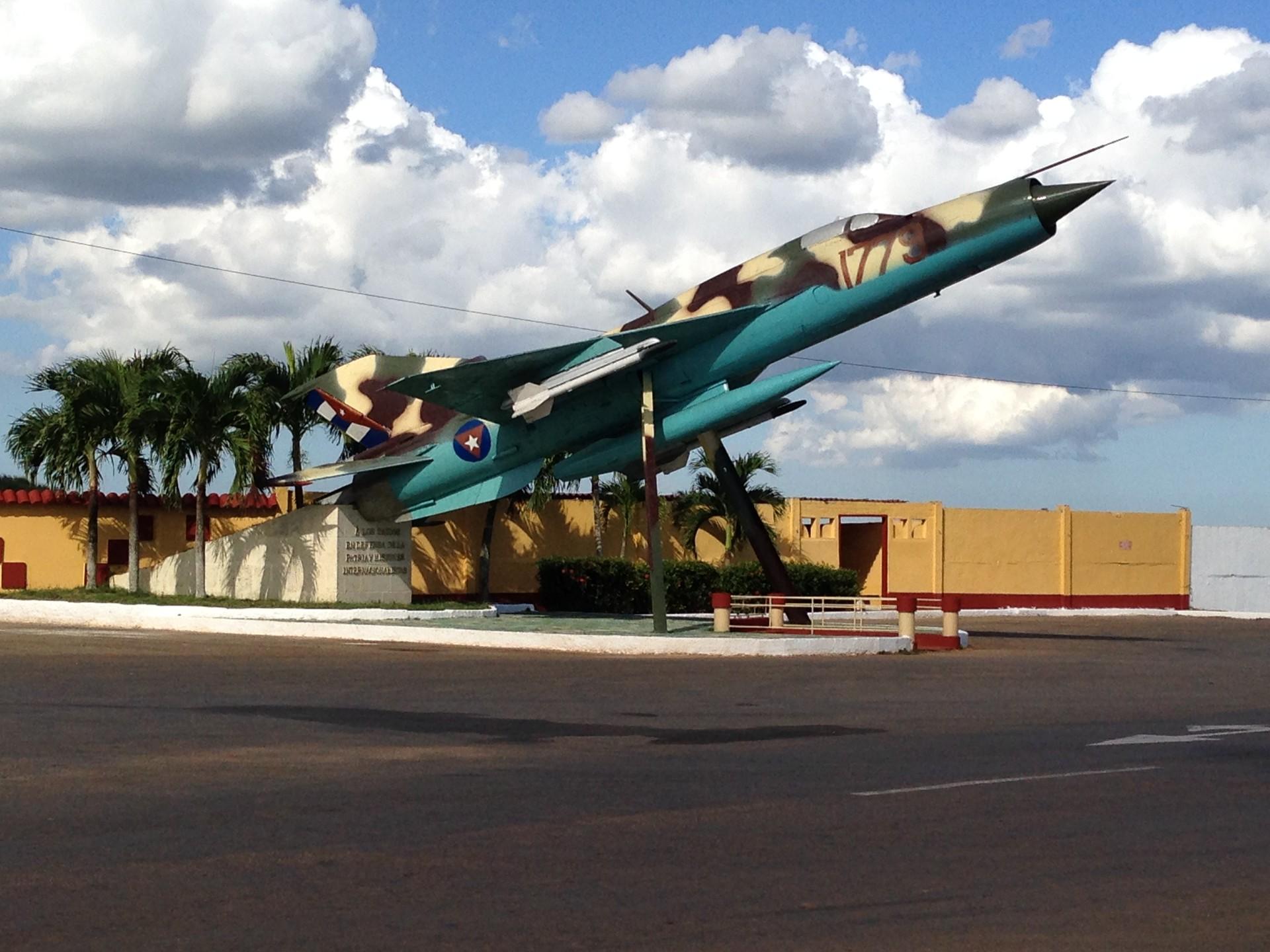 MiG-21.