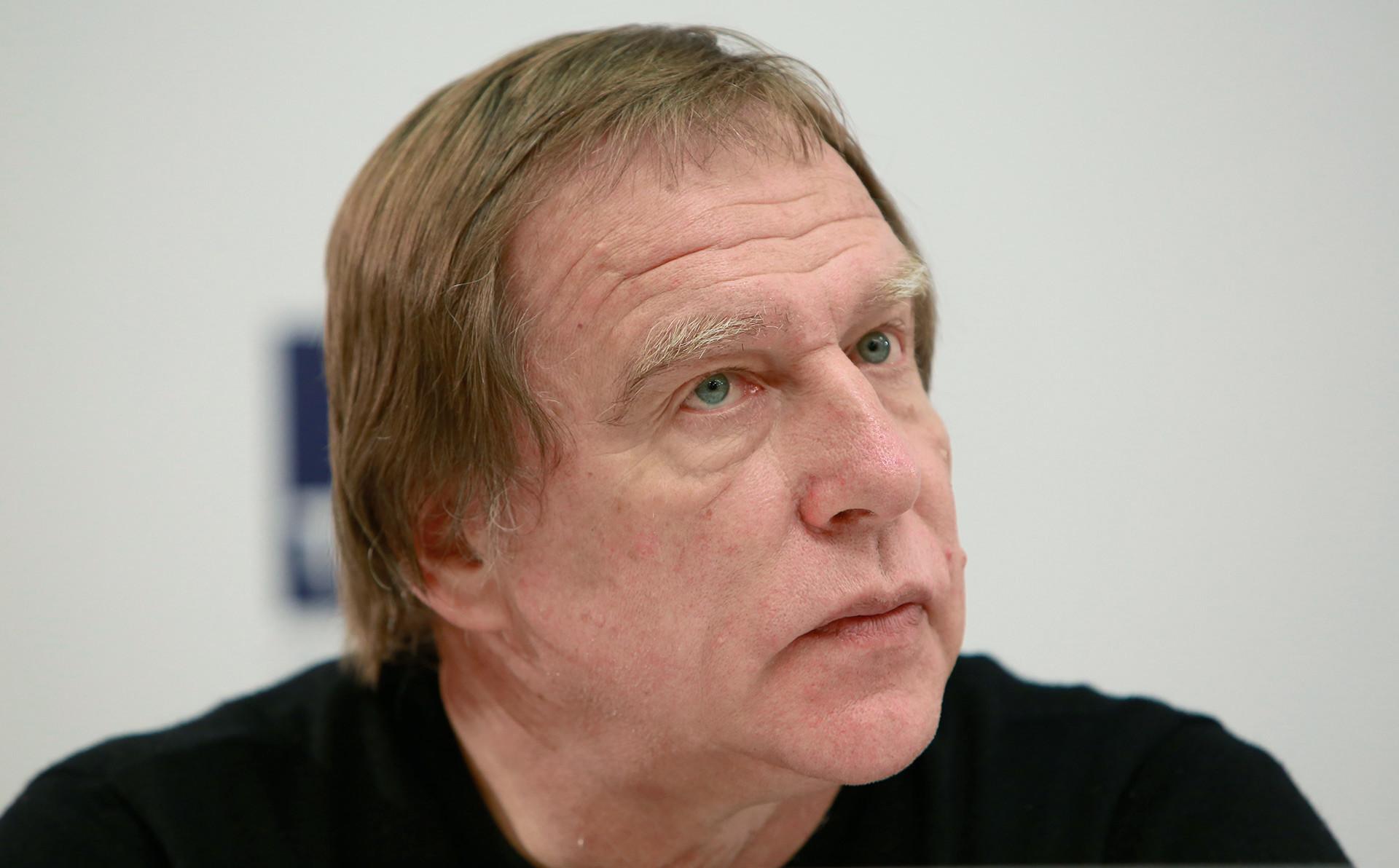 Sergej Roldugin, umjetnički ravnatelj Doma glazbe u Sankt-Peterburgu.