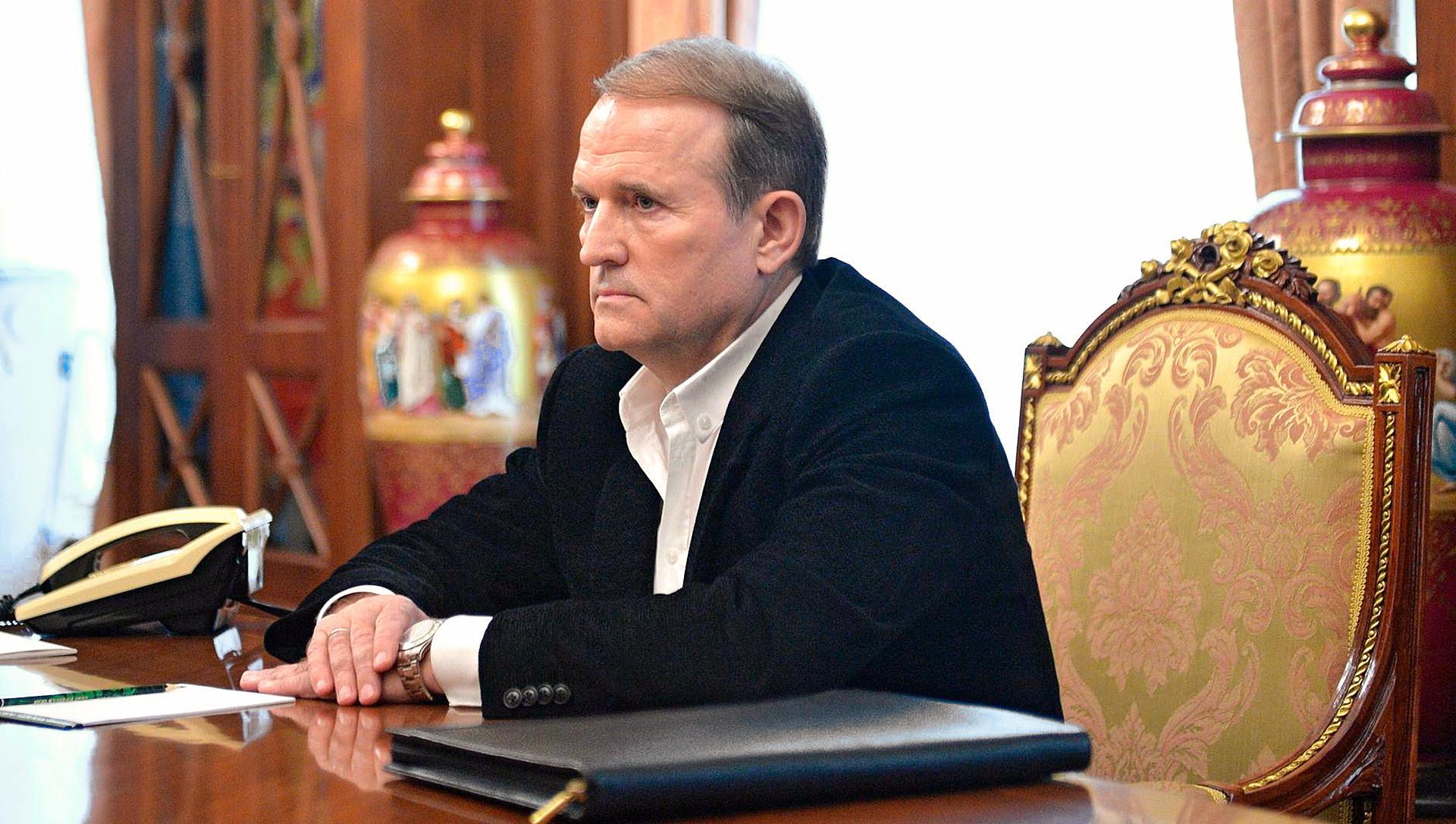 Viktor Medvedčuk.