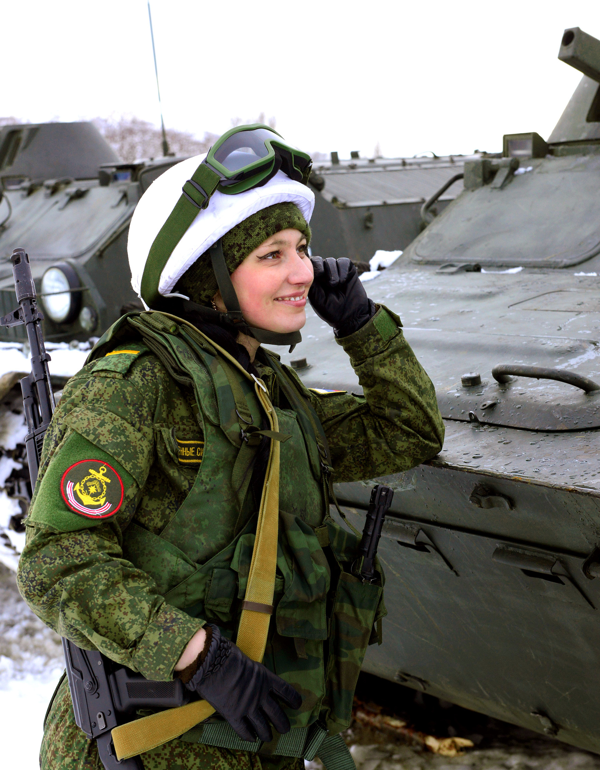 Amazon Warriors Fotos russia's amazon warriors: why are women joining the