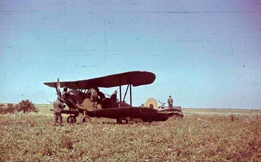 Polikarpov PO-2, 1941.godina