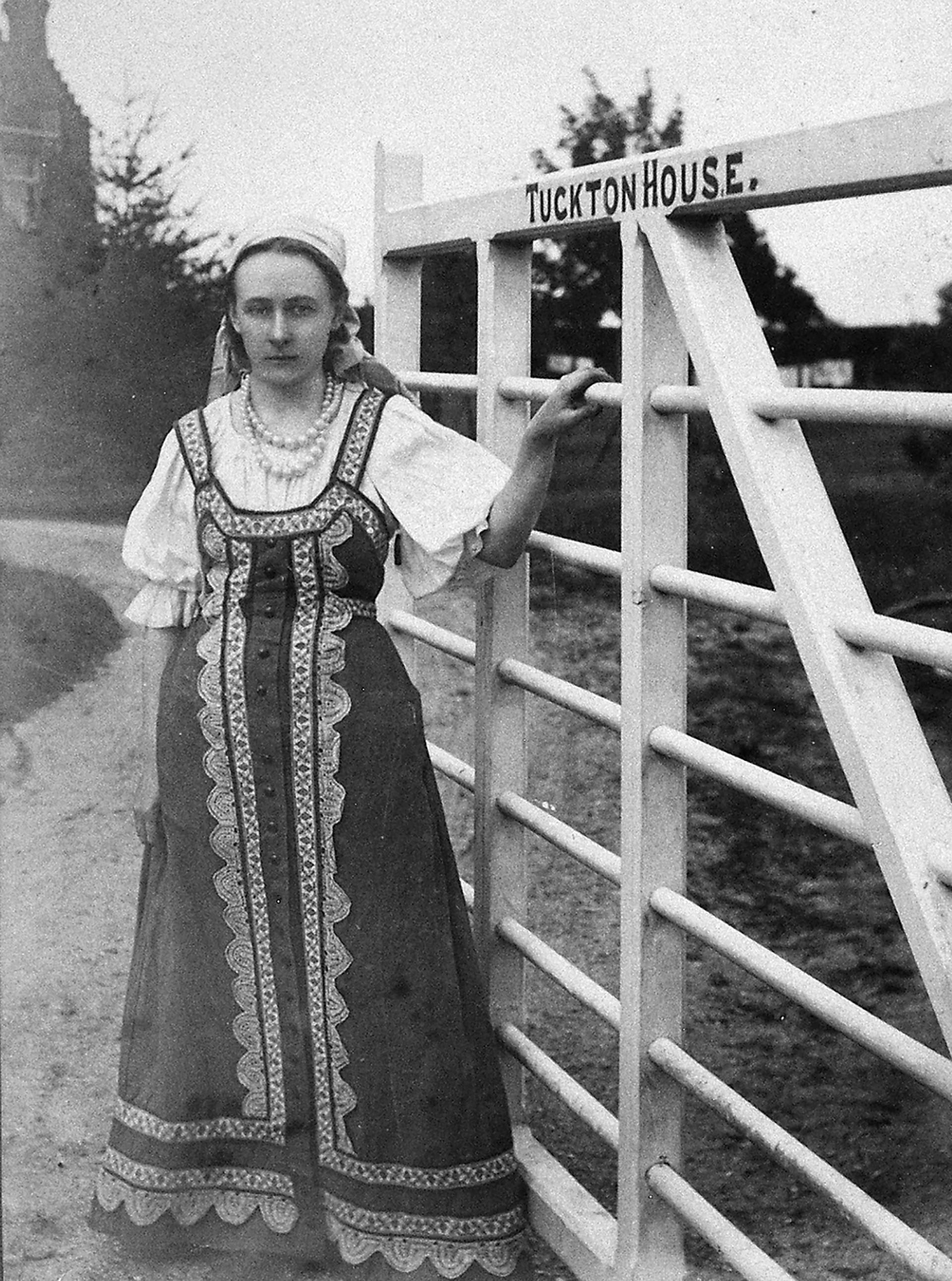Liza en Inglaterra.