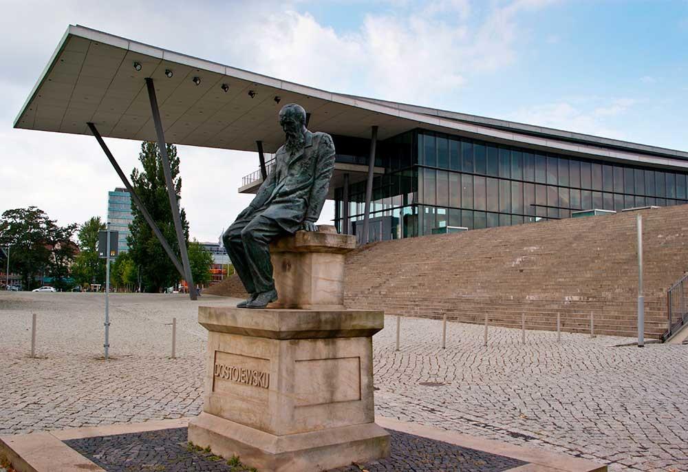 Dostoyevsky in Dresden
