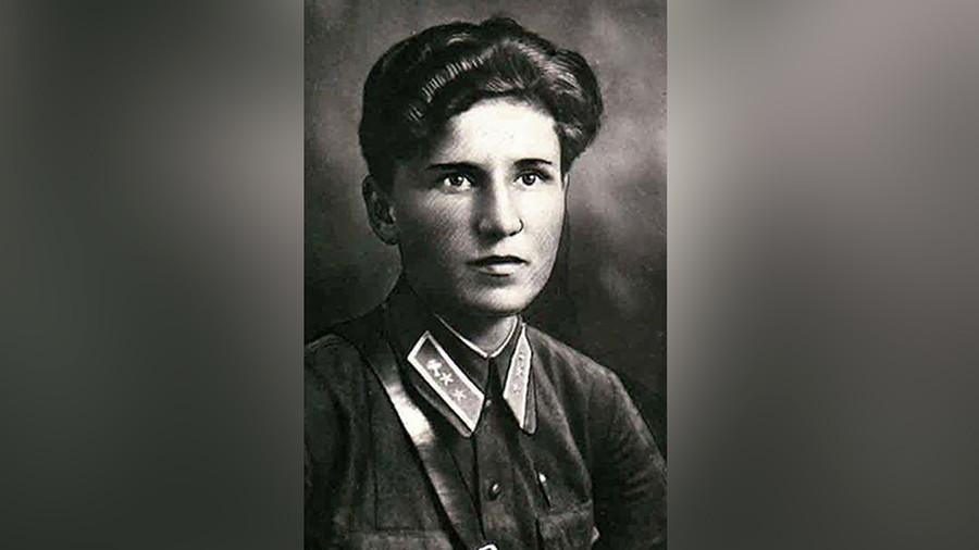 Jekaterina Budanova.