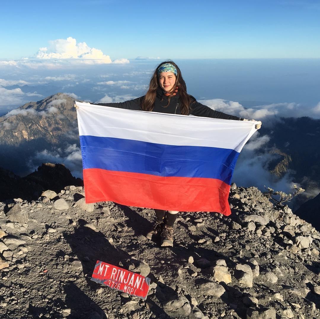 Setelah menyelesaikan studi S2-nya di Universitas Negeri Moskow (MGU), Maria kembali ke Indonesia dan bekerja di kantor Perwakilan Perdagangan Federasi Rusia di Jakarta hingga kini.