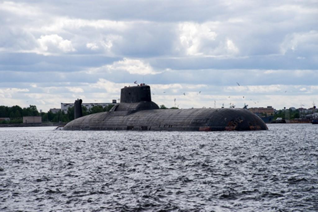Според плановете атомният подводен крайцер
