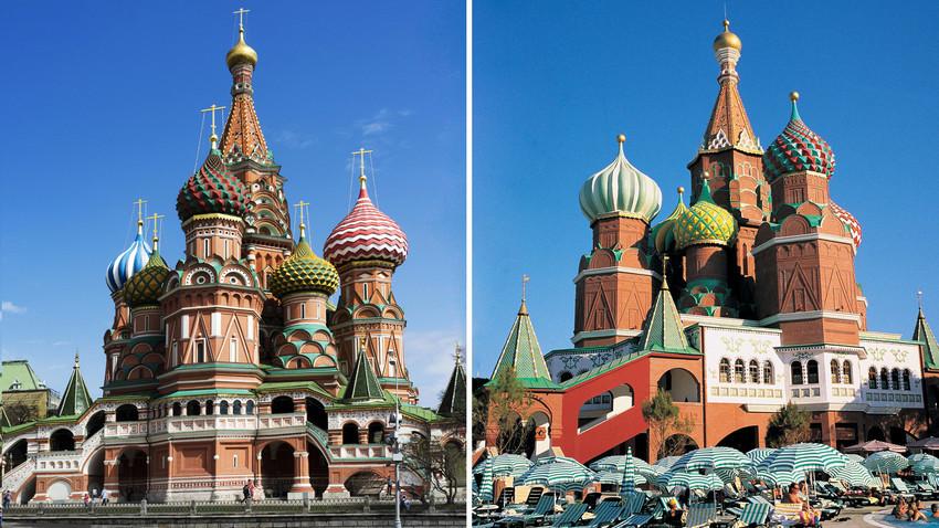 Кремљ во Анталија