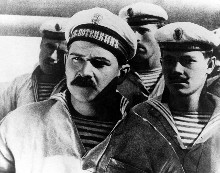 Screenshot from 'Battleship Potemkin'