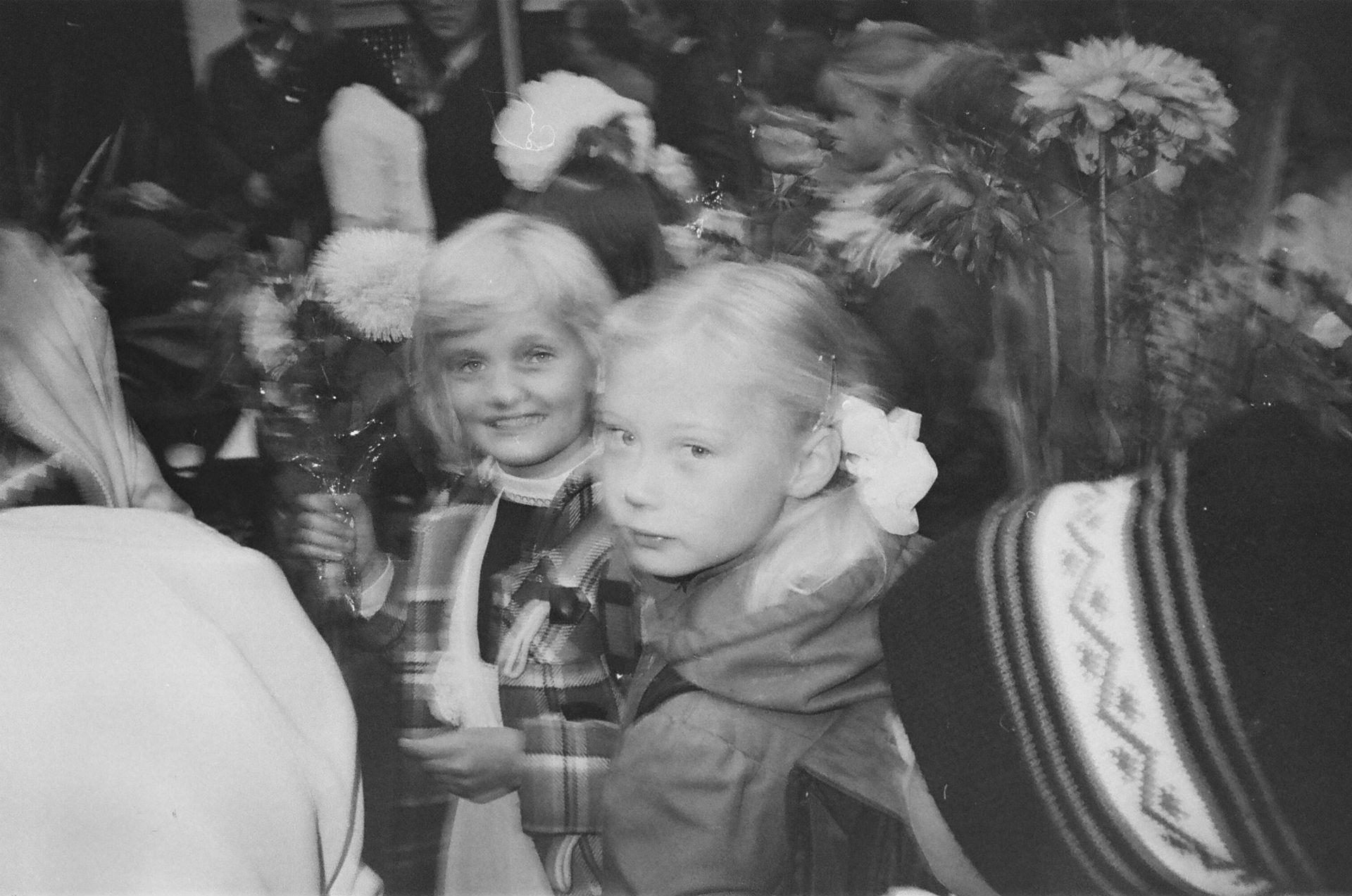 La fille de la marraine de Dmitri, Ioulia