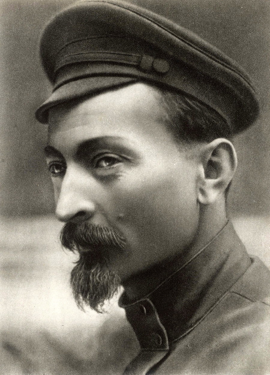 Indispensable for the Bolsheviks in the Civil War period, Dzerzhinsky was heading the horrendous Cheka that was punishing severely everyone considered anti-revolutionary.