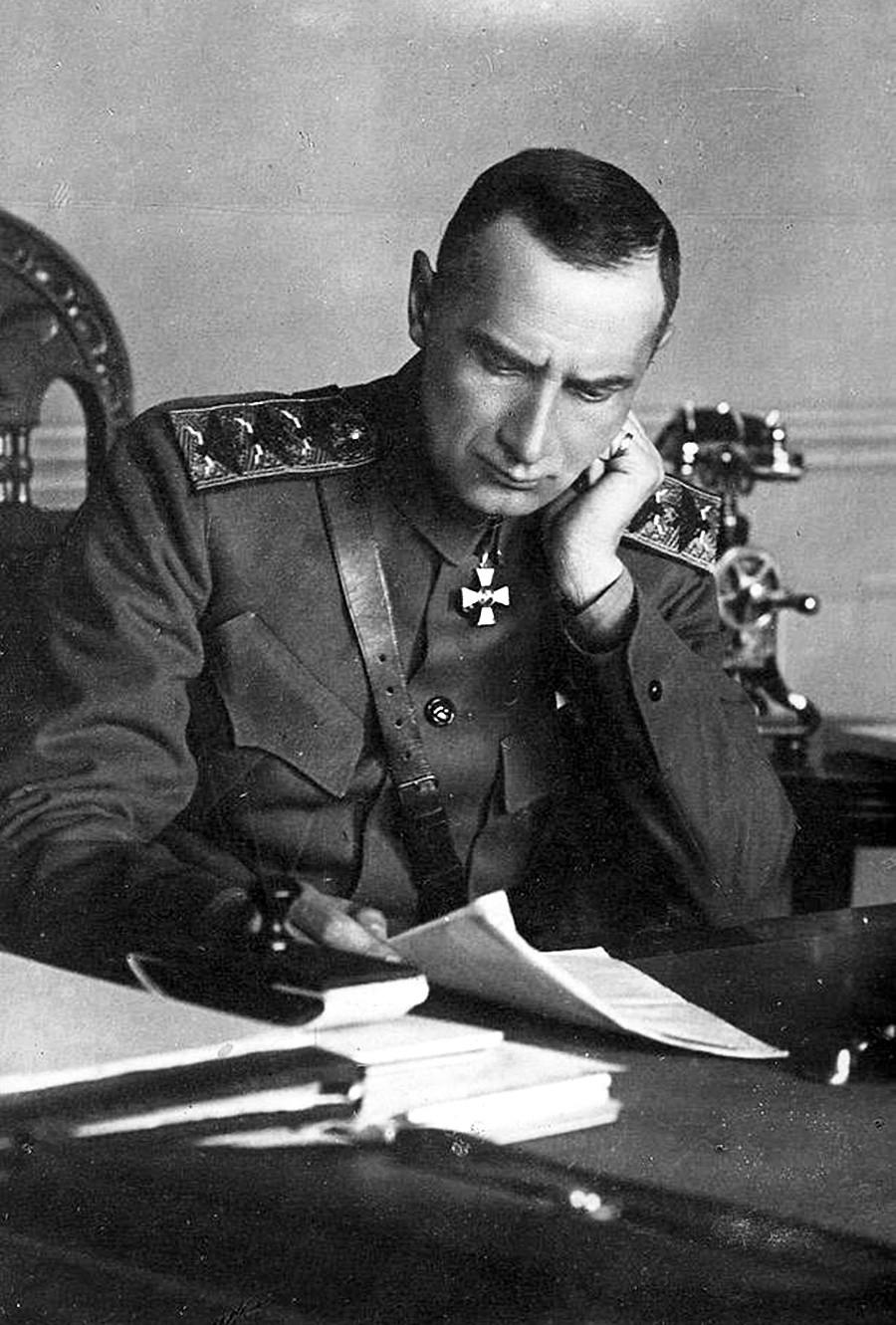 Almirante Alexander Kolchak.