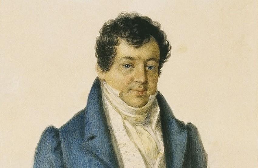Портрет Александра Тургенева