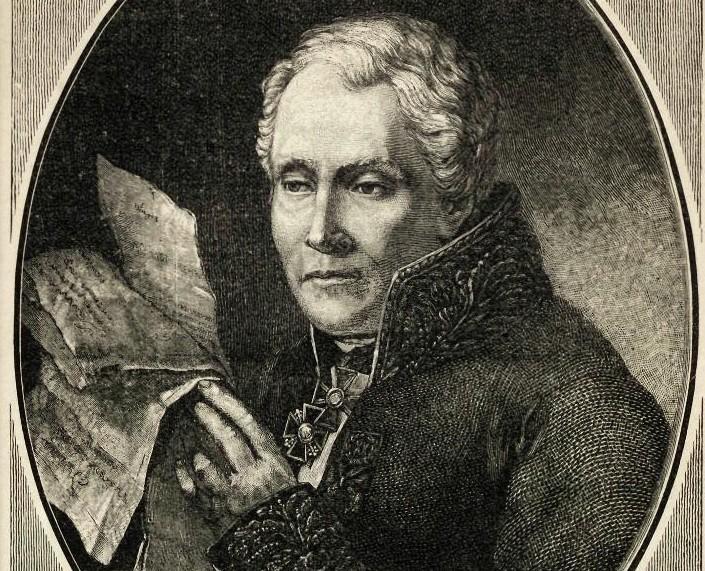 Портрет Михаила Каченовског