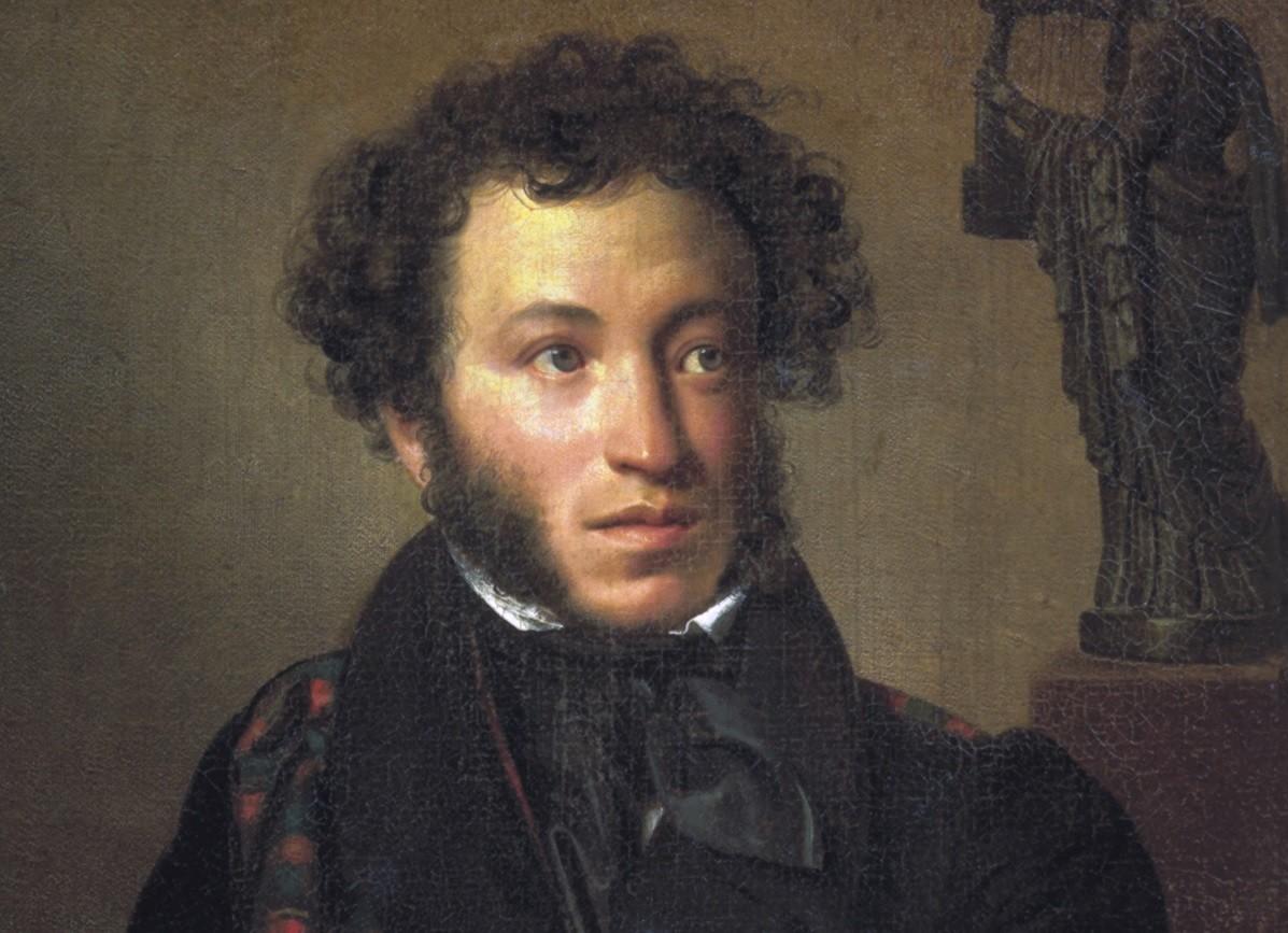 Портрет Александра Пушкина