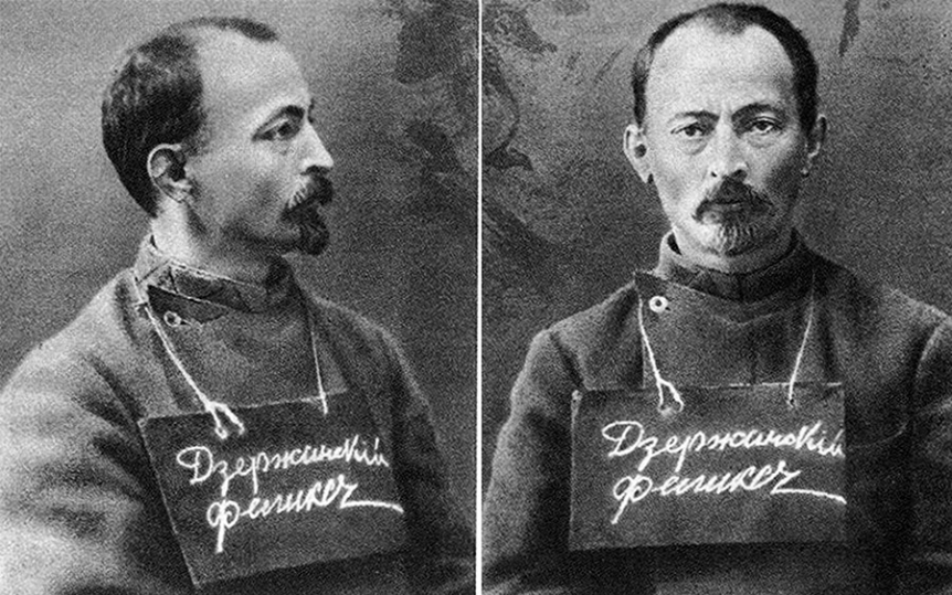 Feliks Dzeržinski v orjolskem zaporu, 1914.
