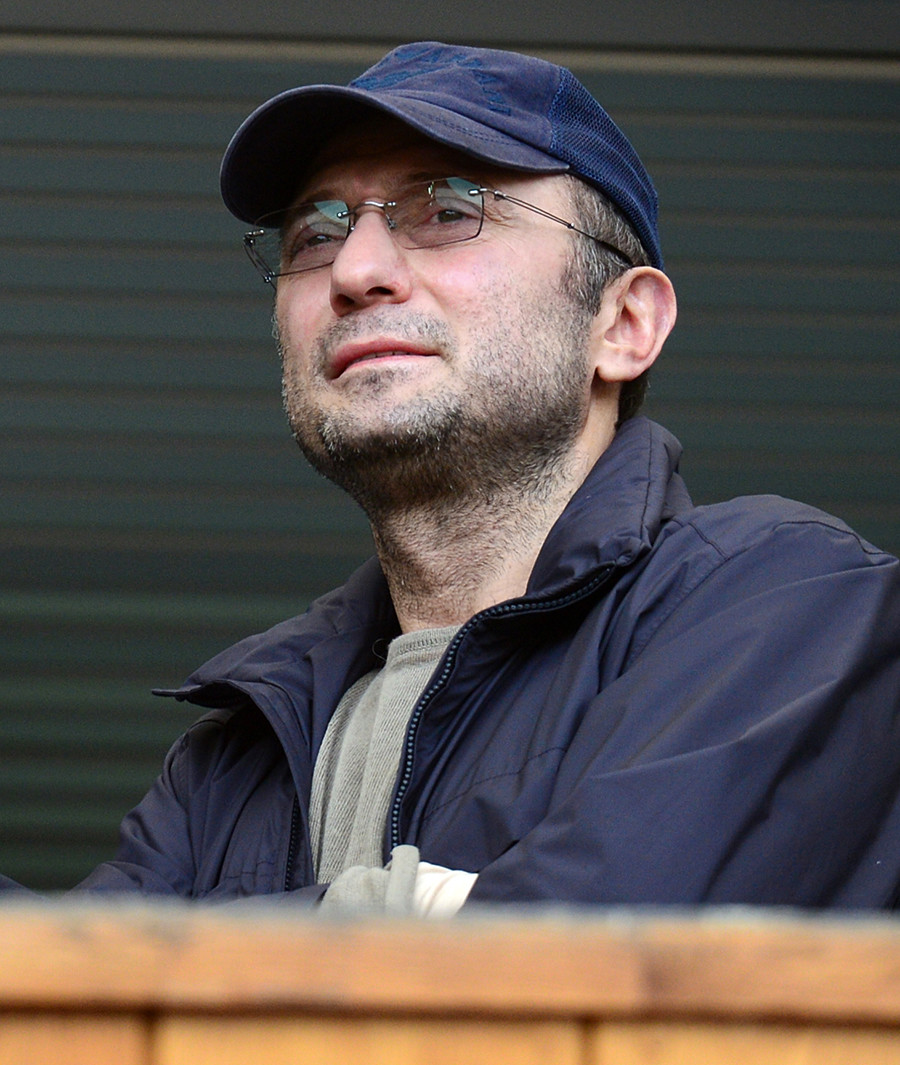 Kerimov was detained upon his arrival in Nice
