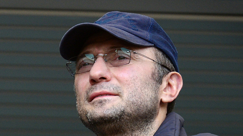 Kerimova so aretirali ob prihodu na letališče v Nici.