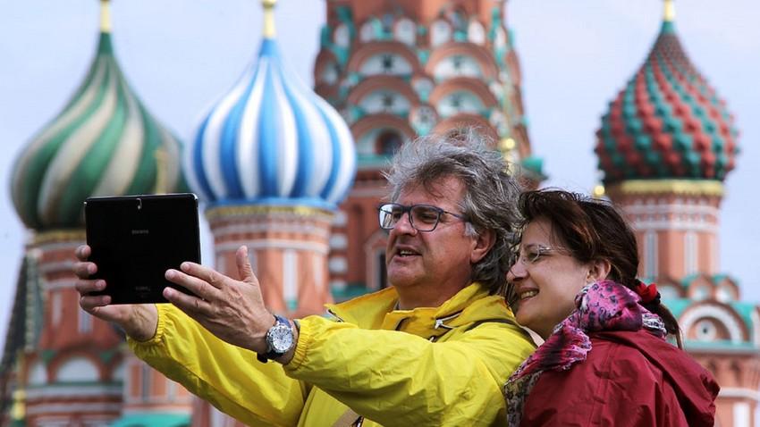 Capital russa ocupa o 46º lugar mundial em popularidade entre turistas, com cerca de 4,6 milhões de visitantes estrangeiros por ano.