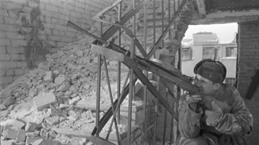 Победата в Сталинград не е просто въпрос на огромна човешка жертва.