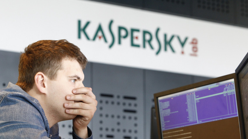 Kaspersky Lab has been in dialogue with the British authorities, the Russian cybersecurity company claims