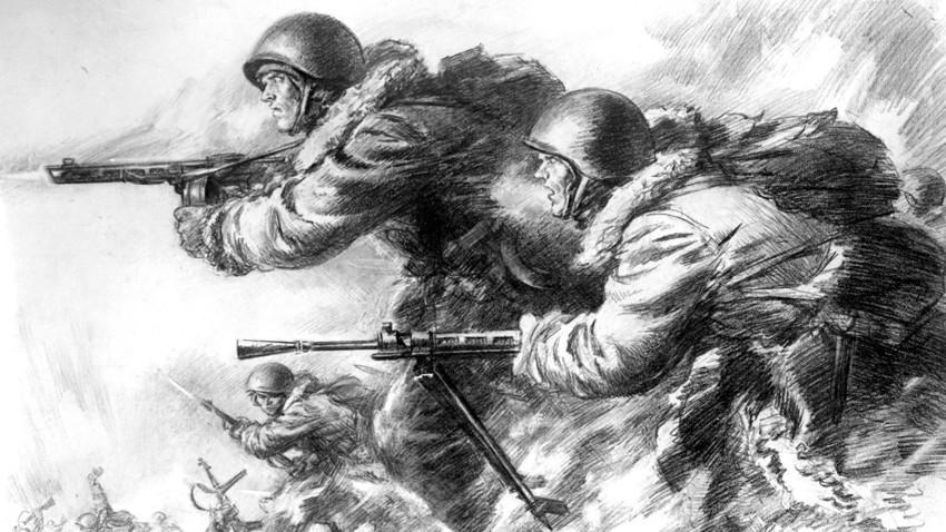 5 Soviet superheroes in World War II who terrified the Nazis