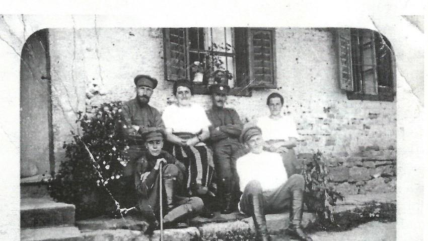 Ruski emigranti v Sloveniji leta 1923