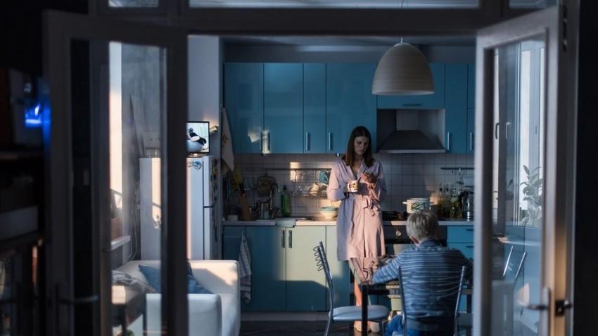 """Filme russo disputará com """"Primeiro, Mataram o Meu Pai"""", dirigido por Angelina Jolie, e sueco """"O quadrado"""", que venceu prêmio principal de Cannes em 2017."""