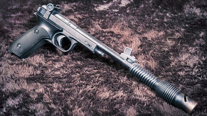 """Пиштољ """"Марголин"""""""