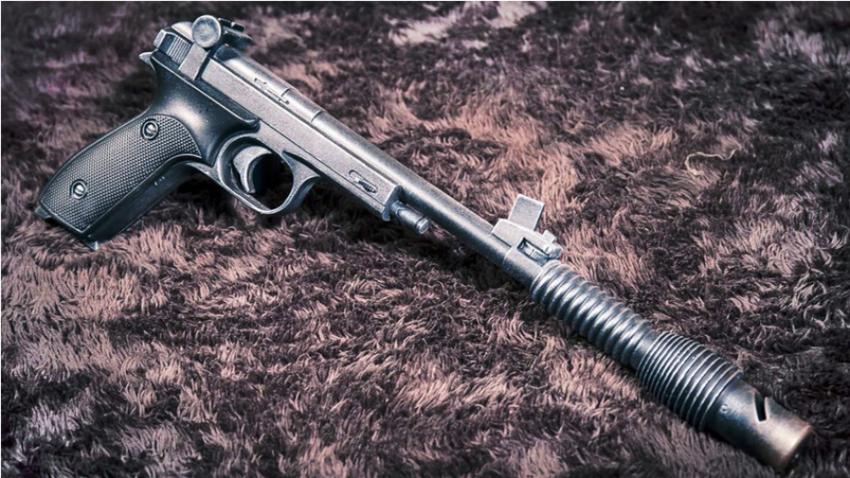 Pištola Margolin